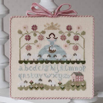 Paturage de Printemps - Cross Stitch Pattern