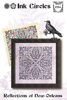 Reflections of New Orleans - Cross Stitch Pattern