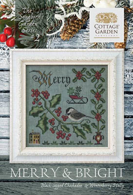 Merry & Bright - Songbird's Garden Two