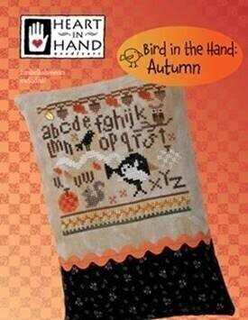 Bird in the Hand - Autumn - Cross Stitch Pattern
