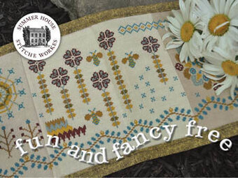 Fun & Fancy Free - 2 - Cross Stitch Pattern
