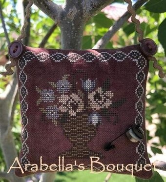 Arabella's Bouquet - Cross Stitch Pattern