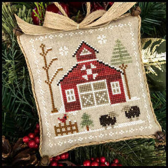 Ba-Ba Black Sheep - Farmhouse Christmas 9