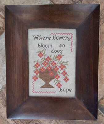 Hope - Cross Stitch Pattern
