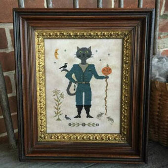 Sir William Black - Cross Stitch Pattern