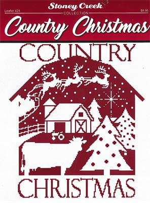 Country Christmas - Cross Stitch Pattern