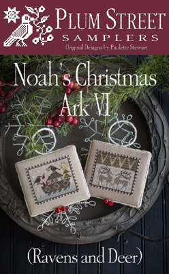 Noah's Christmas Ark VI - Cross Stitch Pattern