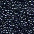 Mill Hill 18002 Midnight Glass Pony Beads - Size 8/0