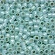 Mill Hill 18828 Opal Seafoam Glass Pony Beads - Size 8/0