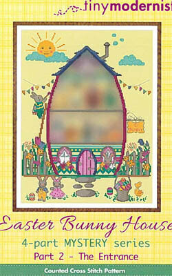 Easter Bunny House Part 2 - Entrance