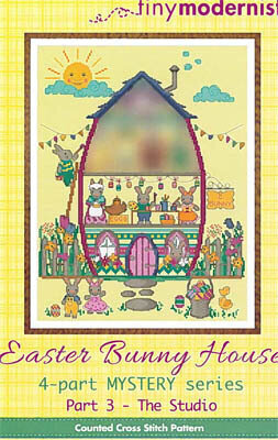 Easter Bunny House Part 3 - The Studio