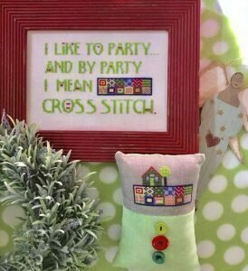 Cross Stitch Party - Cross Stitch Pattern