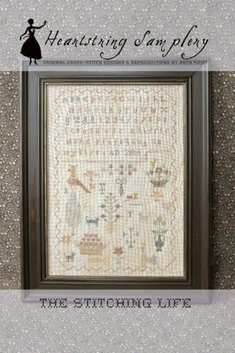 Stitching Life - Cross Stitch Pattern