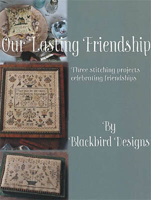 Our Lasting Friendship - Cross Stitch Pattern
