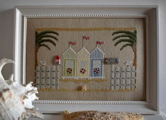 Welcome Summer - Cross Stitch Pattern
