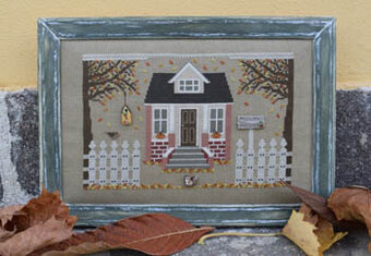 Welcome Autumn - Cross Stitch Pattern