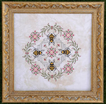 Honeymakers - Cross Stitch Pattern