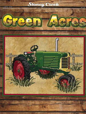 Green Acres - Cross Stitch Pattern