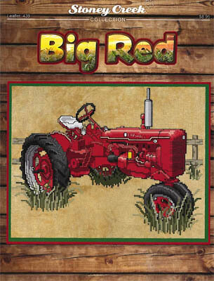 Big Red - Cross Stitch Pattern