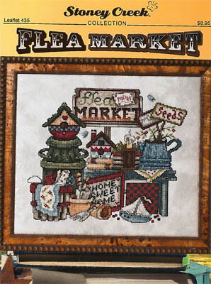 Flea Market - Cross Stitch Pattern