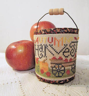 Autumn Harvest - Cross Stitch Pattern