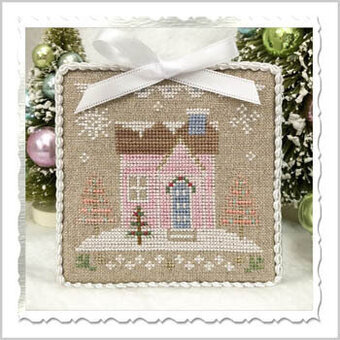 Glitter House 8 - Cross Stitch Pattern