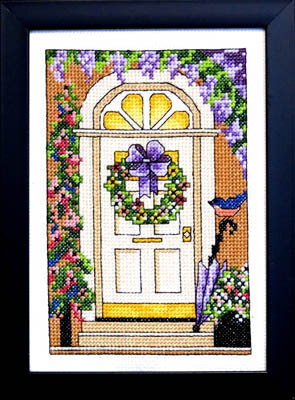 Welcome Spring - Cross Stitch Pattern