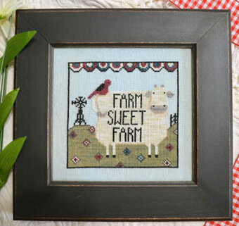 Farm Sweet Farm - Cross Stitch Pattern
