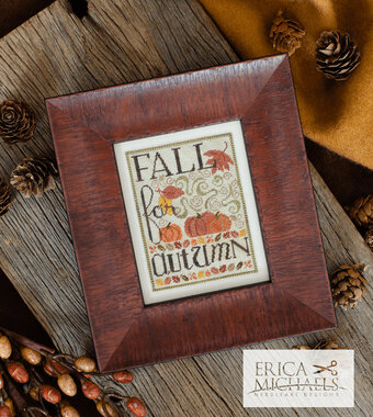 Fall for Autumn - Cross Stitch Pattern