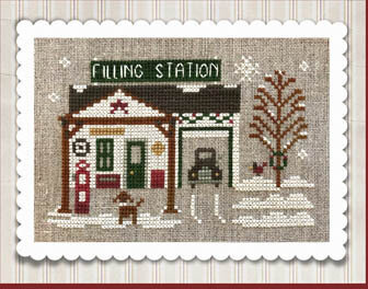 Pop's Filling Station - Hometown Holiday