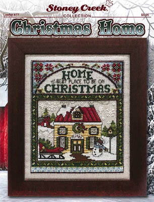 Christmas Home - Cross Stitch Pattern