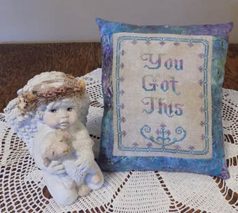 You Got This - Cross Stitch Pattern
