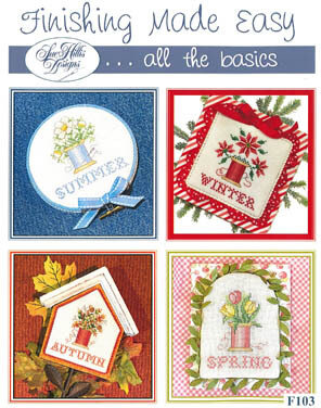 Finishing Made Easy - Cross Stitch Pattern