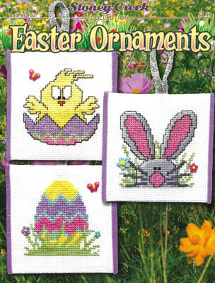 Easter Ornaments - Cross Stitch Pattern