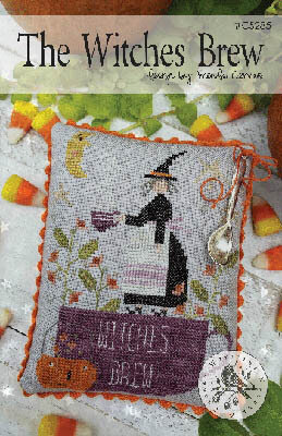 Witches Brew - Cross Stitch Pattern