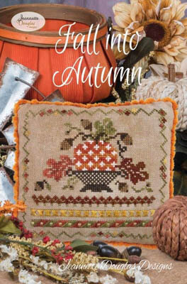 Fall Into Autumn - Cross Stitch Pattern