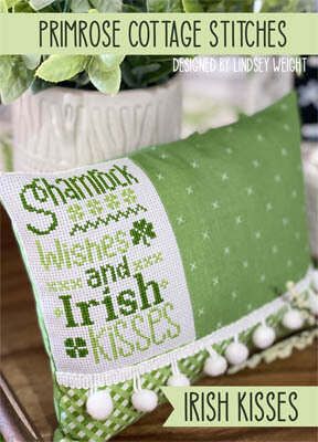Irish Kisses - Cross Stitch Pattern