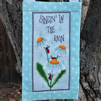 Singin' in the Rain - Cross Stitch Pattern