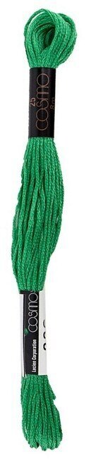 Cosmo Cotton Embroidery Floss 8m - Jolly Green