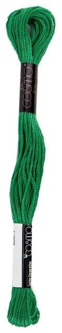 Md Jolly Green - Cosmo Cotton Embroidery Floss 8m
