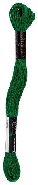 Beryl Green - Cosmo Cotton Embroidery Floss 8m