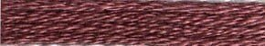 Dark Rose Stone - Cosmo Cotton Embroidery Floss 8m