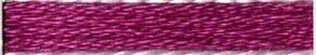 Deep Pink - Cosmo Cotton Embroidery Floss 8m