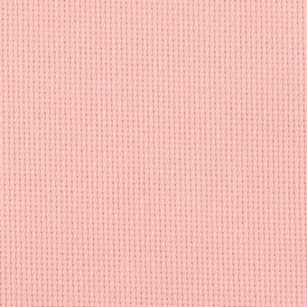 16 Count Touch of Pink Aida Fabric 12x18