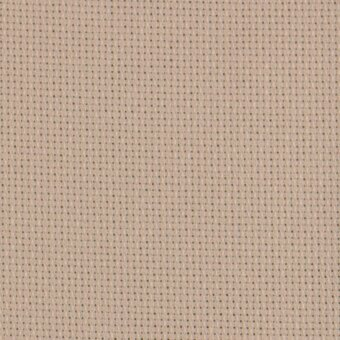 16 Count Beautiful Beige Aida Fabric 12x18