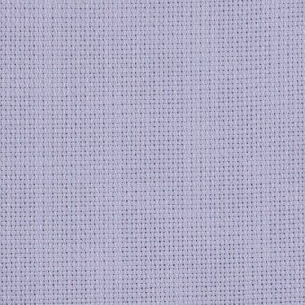 16 Count Peaceful Purple Aida Fabric 25x36