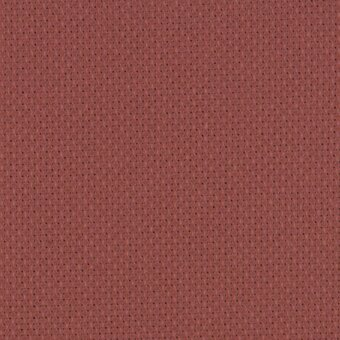 16 Count Chocolate Raspberry Aida Fabric 18x25