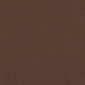 16 Count Black Chocolate Aida Fabric 18x25