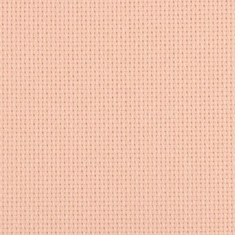 14 Count Touch of Peach Aida Fabric 36x51