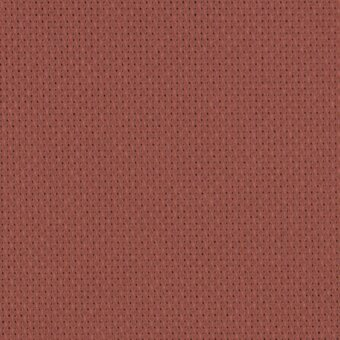 14 Count Chocolate Raspberry Aida Fabric 25x36